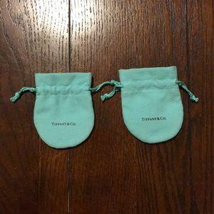 Tiffany &Co. Jewelry bags